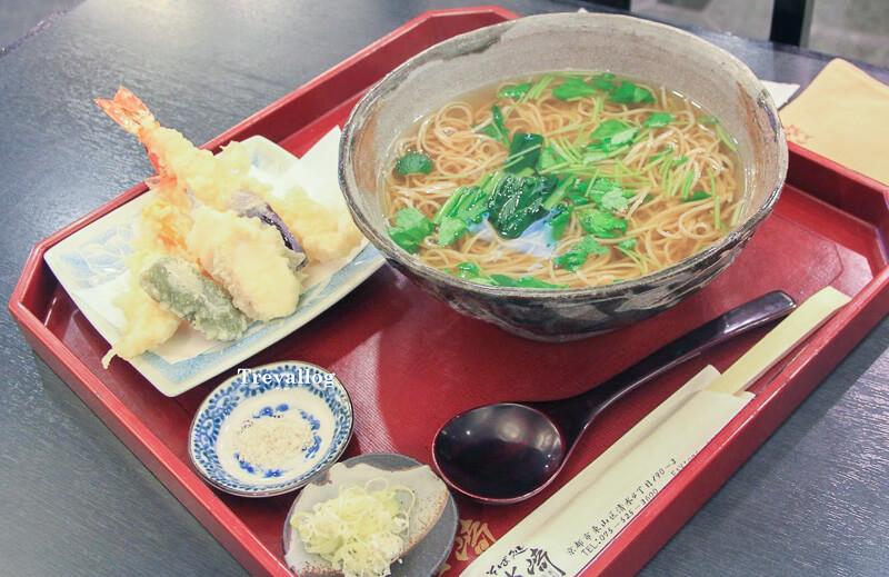 Lunch near Kiyomizudera