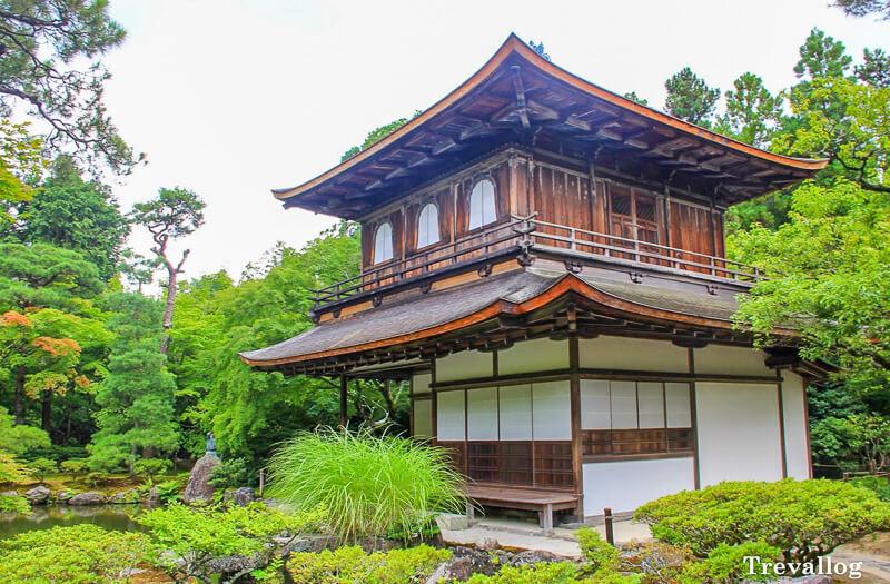 Ginkakuji Temple (Silver Pavilion)