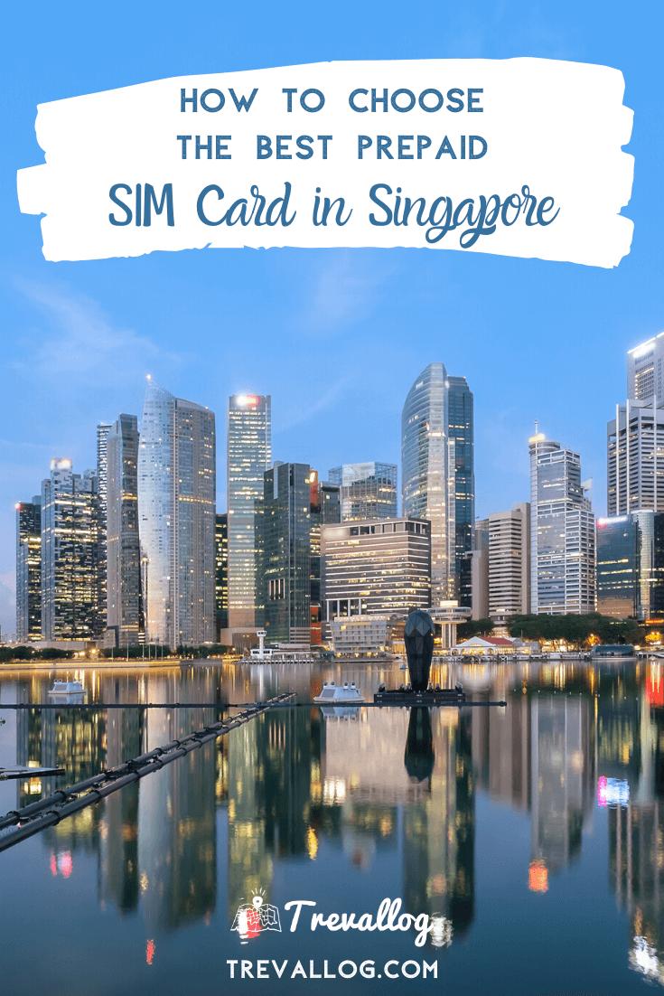 Best Singapore Prepaid Sim Card Feb 2020