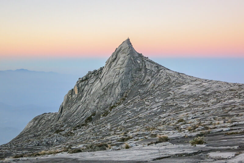 Kinabalu South's peak, Malaysia