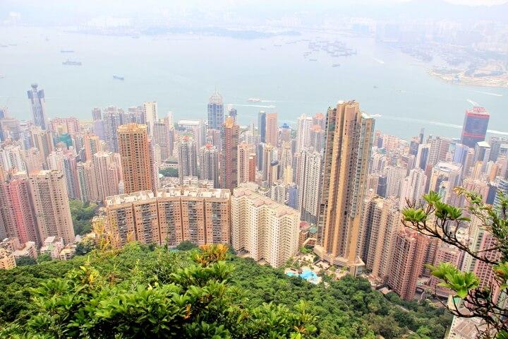 Peak Circle Walk, Hong Kong
