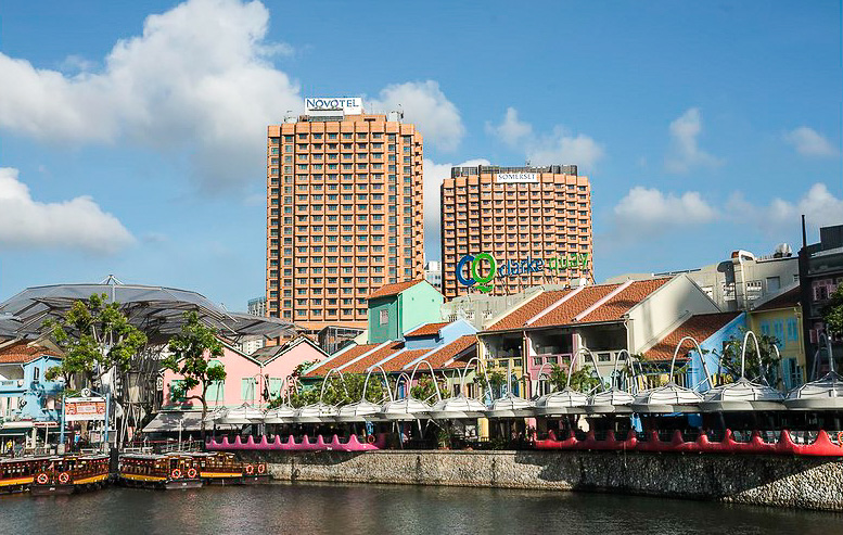 Awesome Places in Singapore You Can Visit for Free - Clarke Quay