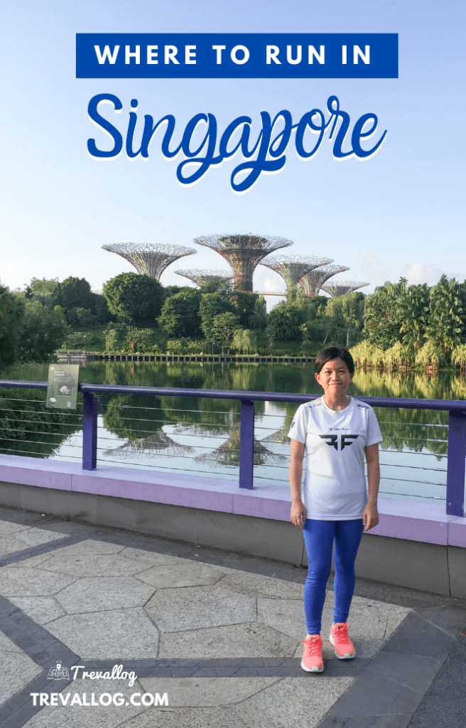 Where to run in Singapore