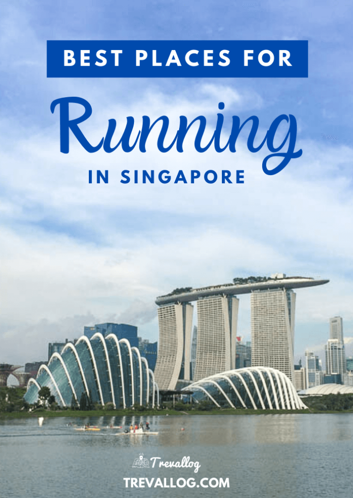 Places to run in Singapore