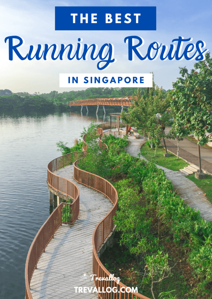 Best running routes in Singapore