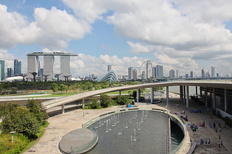Awesome Places in Singapore You Can Visit for Free - Marina Barrage