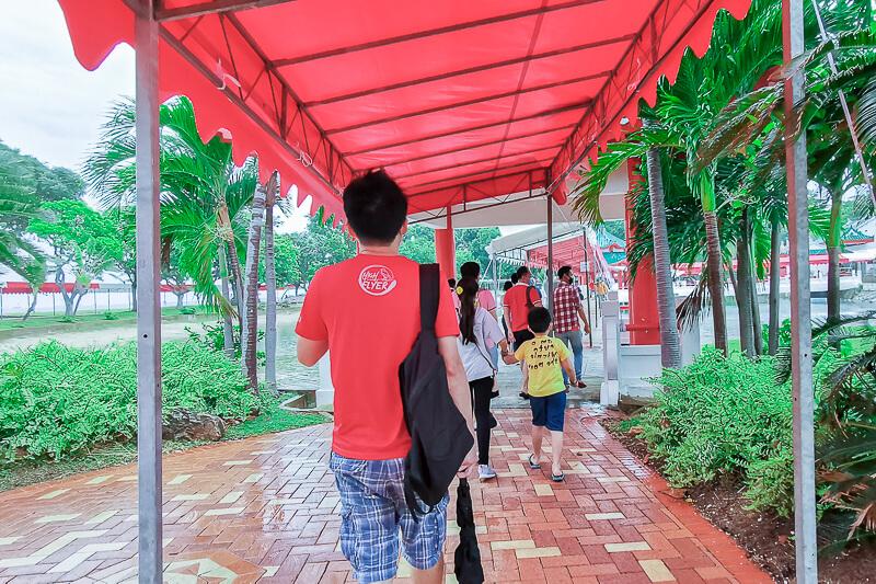 Kusu Island Annual Pilgrimage 2020 - Arriving at Kusu Island