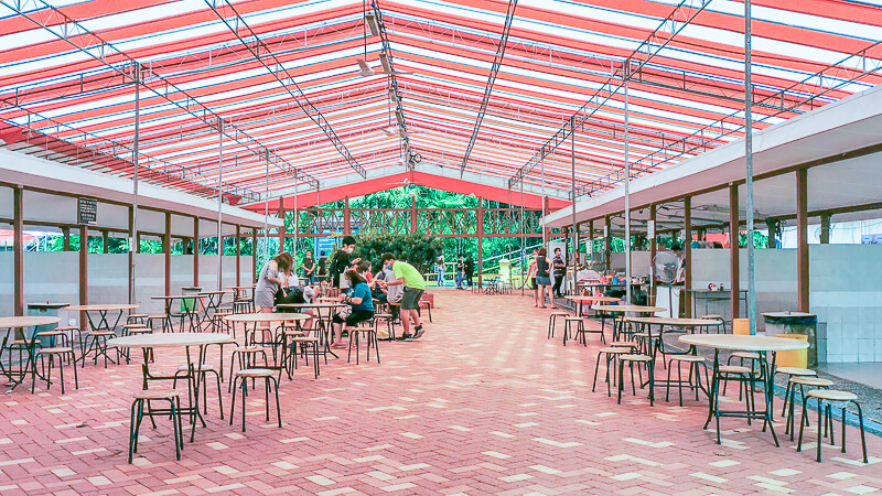 Kusu Island Annual Pilgrimage 2020 - Food Center (1)