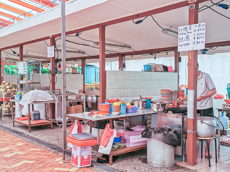 Kusu Island Annual Pilgrimage 2020 - Food Center