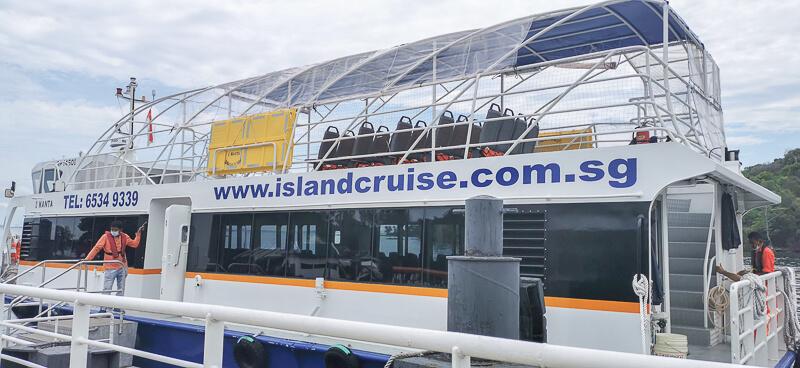 Kusu Island Annual Pilgrimage 2020 - Going Back to Marina South Pier