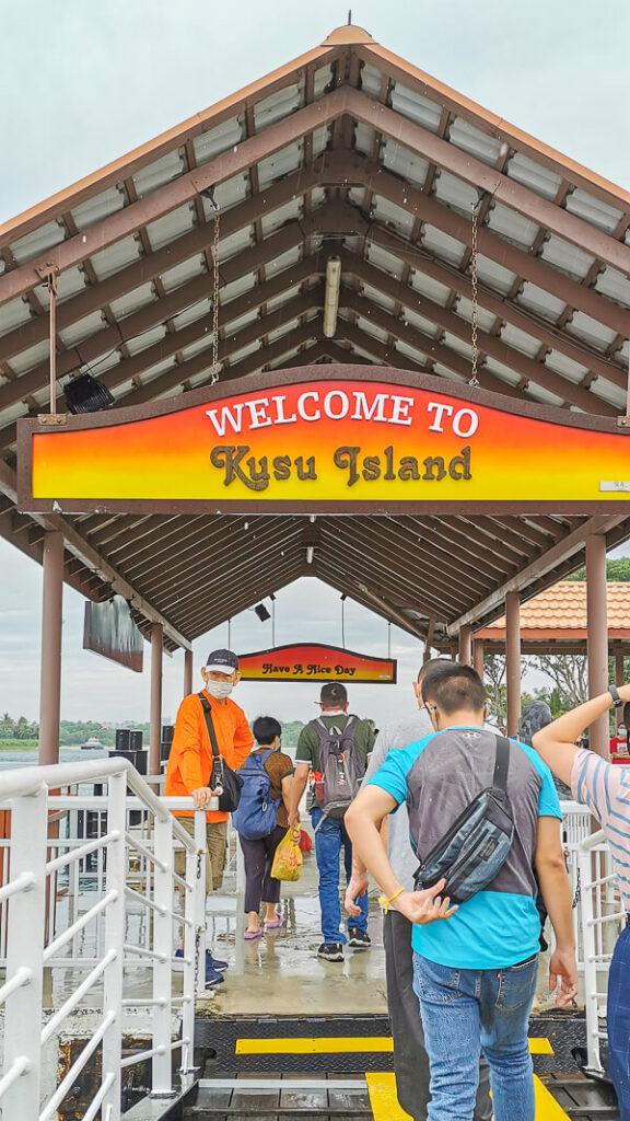 Kusu Island Annual Pilgrimage 2020 - Kusu Island Jetty