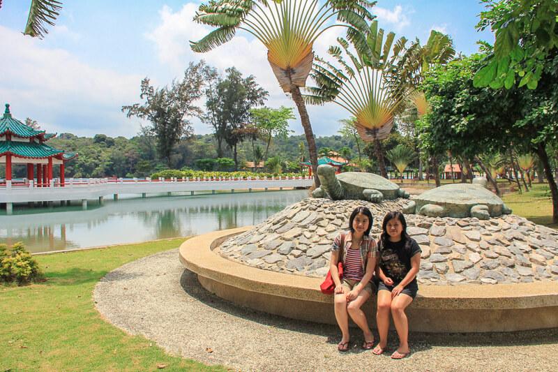 Kusu Island Singapore - Tortoise Island