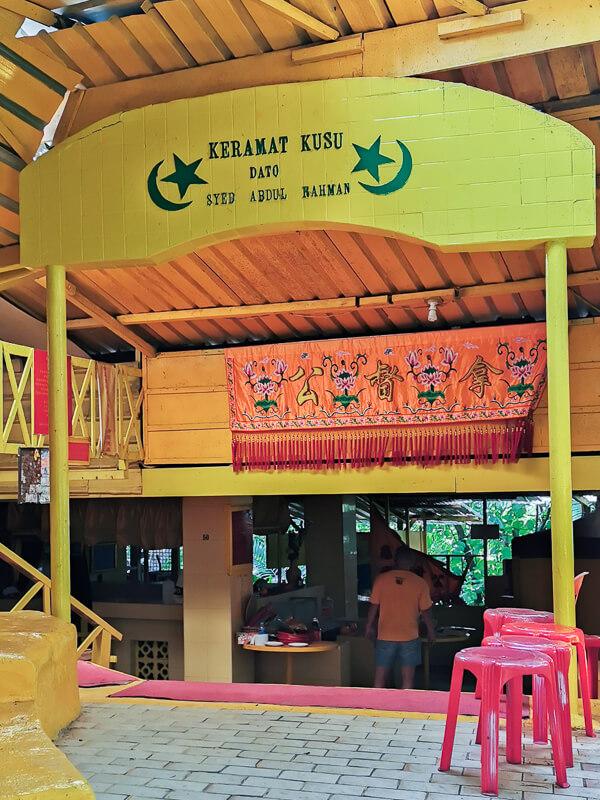 Kusu Island Singapore - things to do - kusu kramat