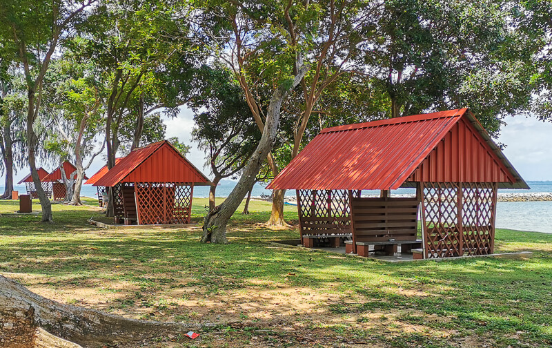Kusu Island Singapore - things to do - picnic