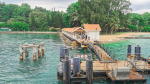 How to Visit Southern Islands of Singapore: St. John's, Kusu, Lazarus, Seringat and Sisters' Islands
