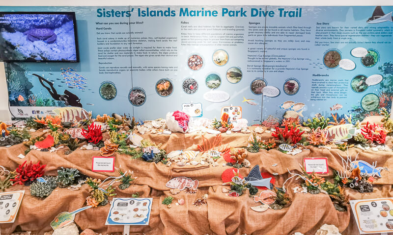 St John Island Singapore - things to do - National Marine Laboratory