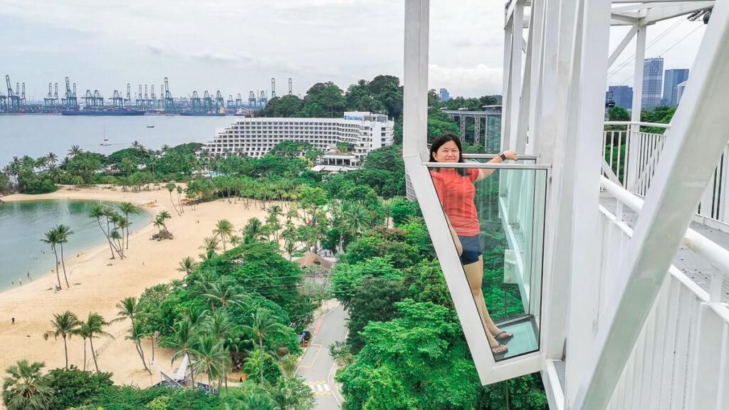 AJ Hackett Skybridge Sentosa Singapore