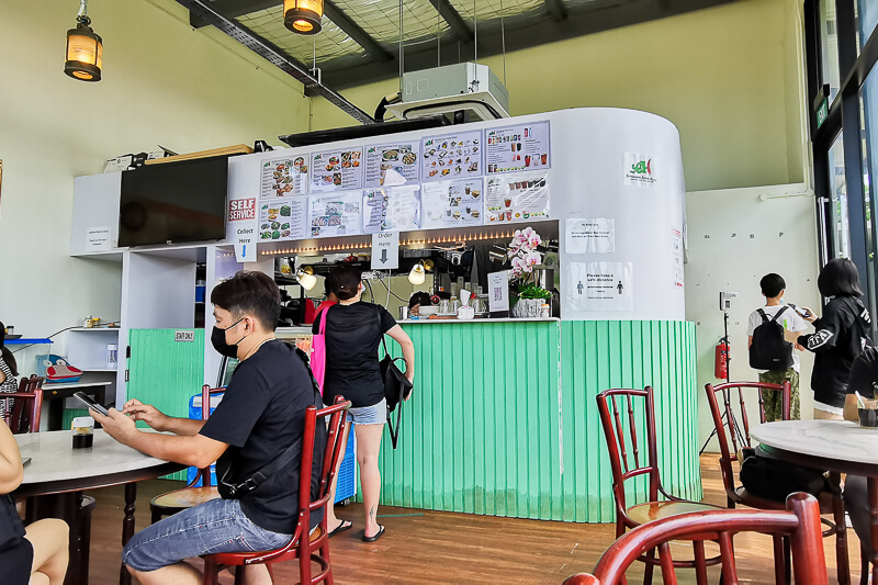 Sembawang Hot Sping Cafe - Sembawang Eating House