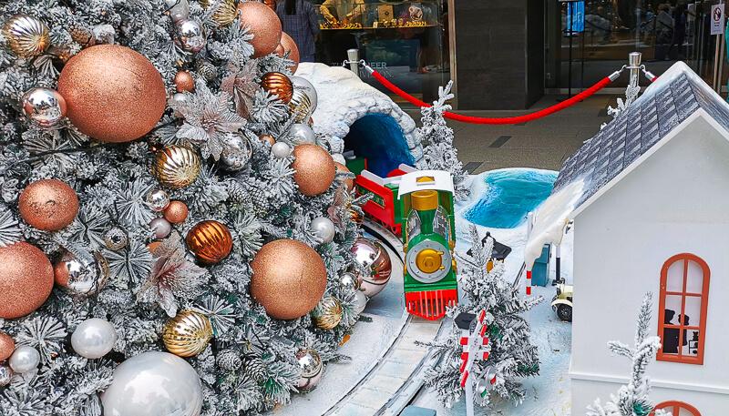 Christmas in Singapore 2020 - Isetan Wisma Atria