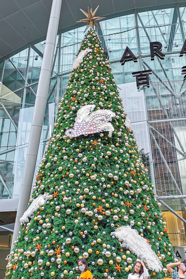 Christmas in Singapore 2020 - Paragon