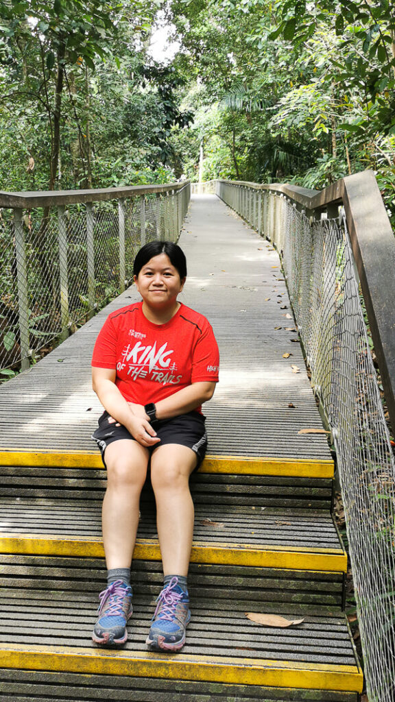 MacRitchie Reservoir - Suggested Route - Easy Strolls
