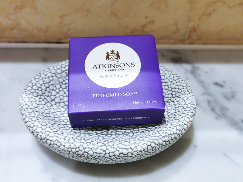 Fullerton Hotel Singapore Staycation Review - Premier Courtyard - Bathroom (8)