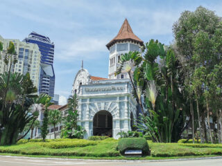 Goodwood Park Hotel Singapore Staycation Review