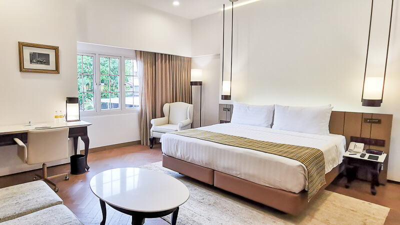 Goodwood Park Hotel Singapore Staycation Review - Deluxe Premier Room