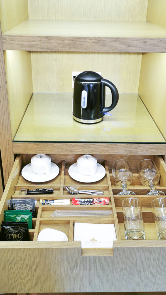 Goodwood Park Hotel Singapore Staycation Review - Minibar