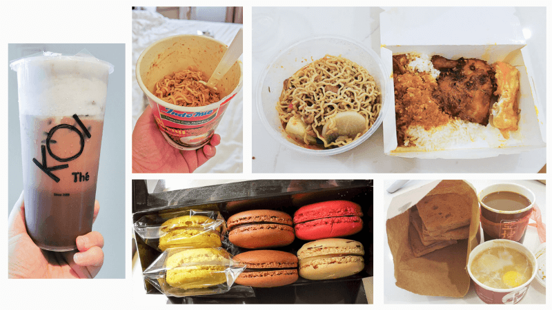 Goodwood Park Hotel Singapore Staycation Review - what we ate