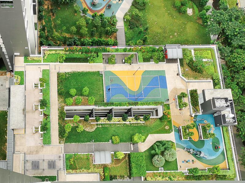 SkyParc at Dawson - Roof Garden