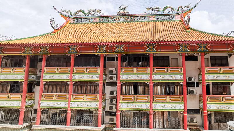 Kong Meng San Phor Kark See Singapore - Abbot Hall
