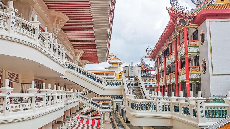 Kong Meng San Phor Kark See Singapore - Architecture (2)