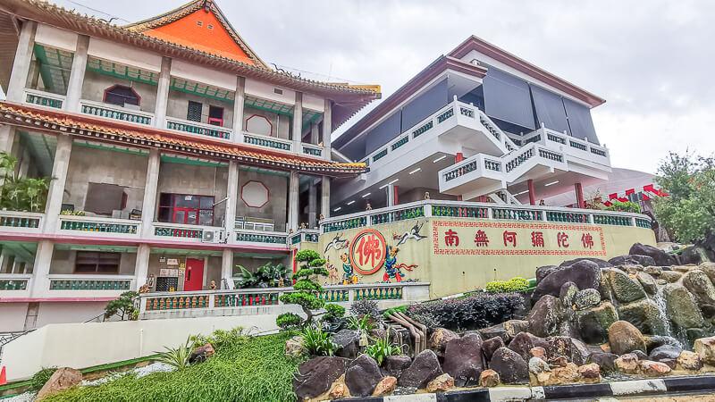 Kong Meng San Phor Kark See Singapore - Ancestral Hall