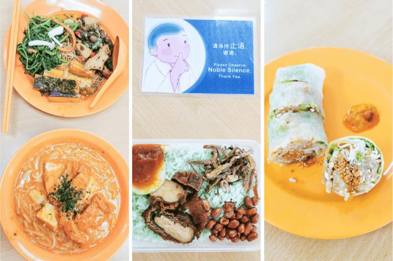 Kong Meng San Phor Kark See Singapore - Food on weekend