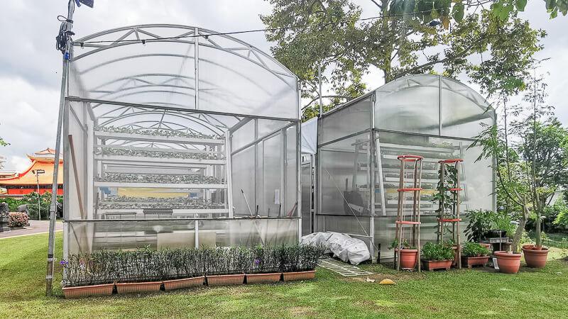 Kong Meng San Phor Kark See Singapore - Greenhouse