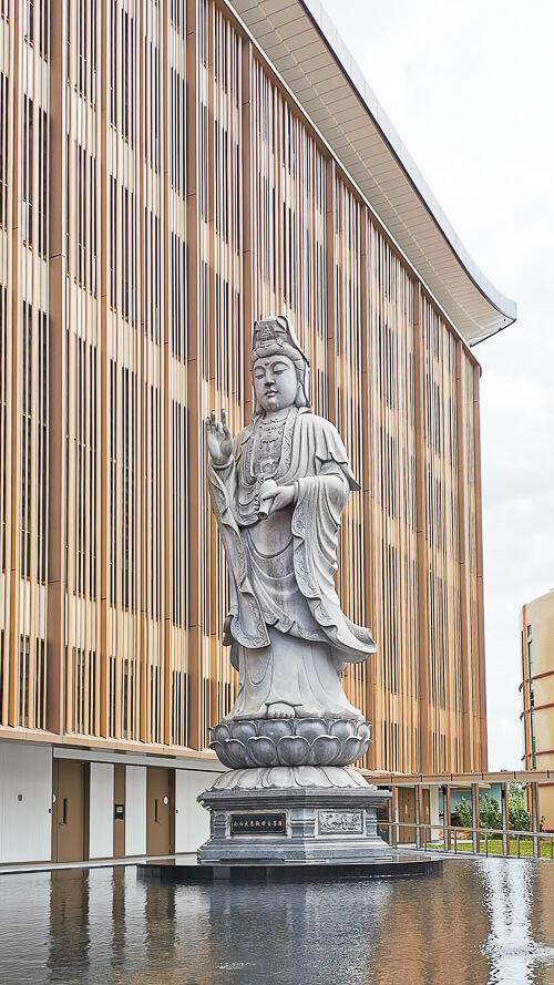 Kong Meng San Phor Kark See Singapore - Guan Yin statue