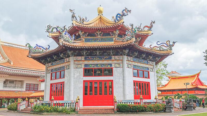 Kong Meng San Phor Kark See Singapore - Hall of Amrita Precepts