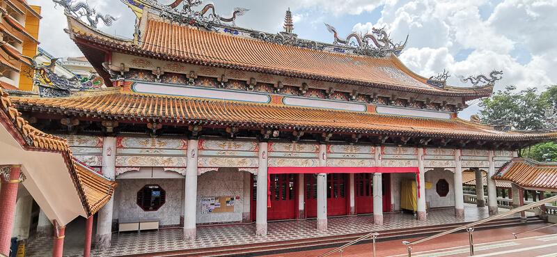 Kong Meng San Phor Kark See Singapore - Hall of Great Compassion