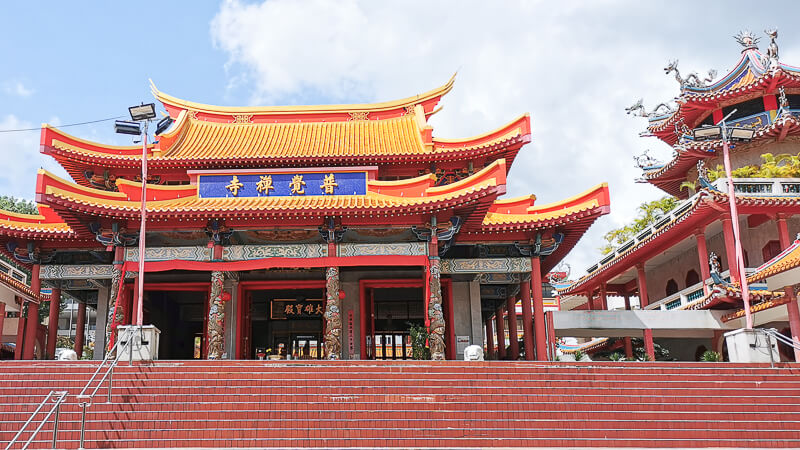 Kong Meng San Phor Kark See Singapore - Hall of Great Strength (front)