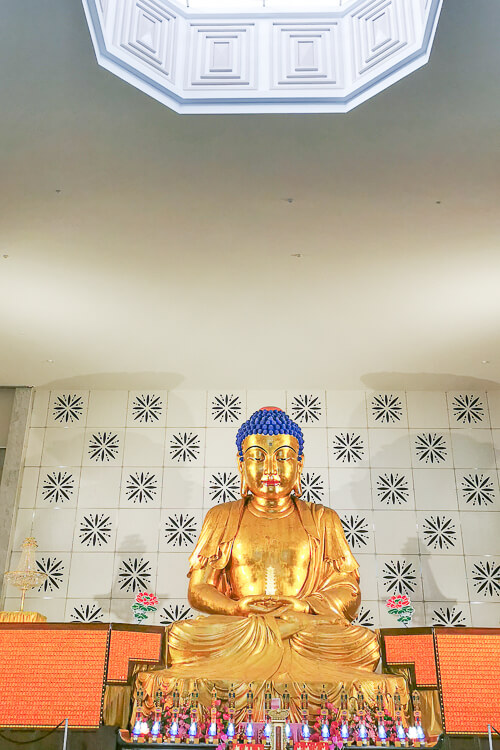 Kong Meng San Phor Kark See Singapore - Hall of Medicine Buddha