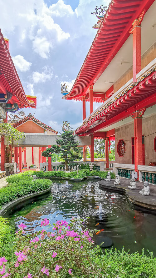 Kong Meng San Phor Kark See Singapore - Koi Pond