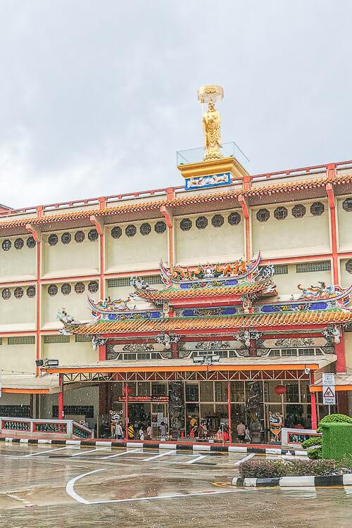 Kong Meng San Phor Kark See Singapore - Pu An Columbarium