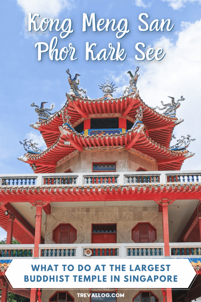 Kong Meng San Phor Kark See Monastery is the largest and most beautiful Buddhist temple in Singapore. Here's the complete guide to visiting this gorgeous temple.